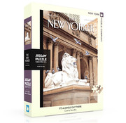 New York Puzzle Company New York Puzzle Co. The New Yorker: It's a Jungle Out There Puzzle 1000pcs