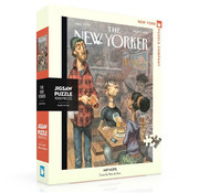 New York Puzzle Company CNew York Puzzle Co. The New Yorker: Hip Hops Puzzle 1000pcs