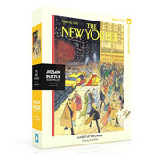 New York Puzzle Company New York Puzzle Co. The New Yorker: A Night at the Opera Puzzle 1000pcs