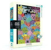 New York Puzzle Company New York Puzzle Co. The New Yorker: Sea Changes Puzzle 1000pcs