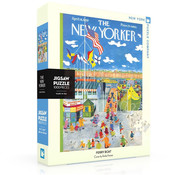 New York Puzzle Company New York Puzzle Co. The New Yorker: Ferry Boat Puzzle 1000pcs
