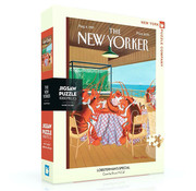New York Puzzle Company New York Puzzle Co. The New Yorker: Lobsterman's Special Puzzle 1000pcs