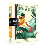 New York Puzzle Company New York Puzzle Co. The New Yorker: Nurture Puzzle 500pcs