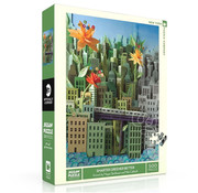 New York Puzzle Company New York Puzzle Co. Smarter Greener Better Puzzle 500pcs