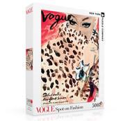 New York Puzzle Company New York Puzzle Co. Vogue: Spot-on Fashion Puzzle 500pcs
