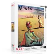 New York Puzzle Company New York Puzzle Co. Vogue: Fantasy Fashion Puzzle 1000pcs