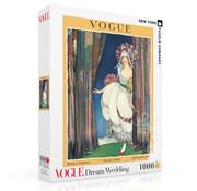 New York Puzzle Company New York Puzzle Co. Vogue: Dream Wedding Puzzle 1000pcs