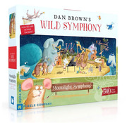 New York Puzzle Company New York Puzzle Co. Wild Symphony: Moonlight Symphony Puzzle 500pcs