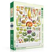 New York Puzzle Company New York Puzzle Co. Vegetables ~ Légumes Puzzle 1000pcs