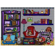 JaCaRou Puzzles JaCaRou House Cats Puzzle 1000pcs