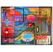 JaCaRou Puzzles JaCaRou L'équilibre des formes Puzzle 1000pcs