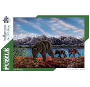 Canadian Art Prints Indigenous Collection: Trail Blazing Puzzle 1000pcs