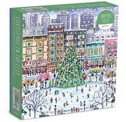 Galison Galison Christmas in the City Puzzle 1000pcs
