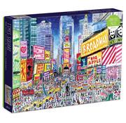 Galison Galison Times Square Puzzle 1000pcs