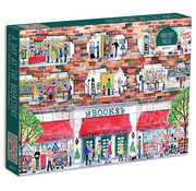Galison Galison A Day at the Bookstore Puzzle 1000pcs