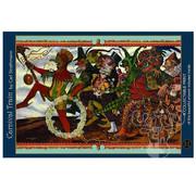 Art & Fable Puzzle Company Art & Fable Carnival Train Puzzle 500pcs