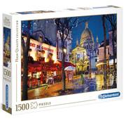 Clementoni Clementoni Paris - Montmartre Puzzle 1500pcs