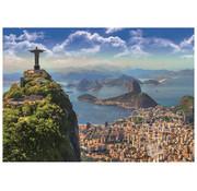 Trefl Trefl Rio  de Janeiro, Brazil Puzzle 1000pcs