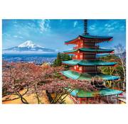 Trefl Trefl Mount Fuji Puzzle 1500pcs