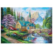 Trefl Trefl Woodland Seclusion Puzzle 500pcs