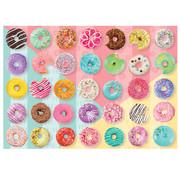 Trefl Trefl Doughnuts Puzzle 500pcs