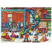 Trefl/Pierre Belvedere Trefl Winter Fun Puzzle 1000pcs