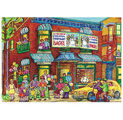 Trefl/Pierre Belvedere Trefl Summer Fun in the Street Puzzle 1000pcs