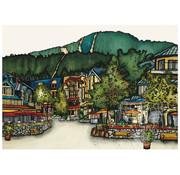 Trefl/Pierre Belvedere Trefl Whistler B.C. Puzzle 1000pcs
