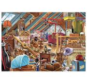 Trefl/Pierre Belvedere Trefl Toys in the Attic Puzzle 1000pcs