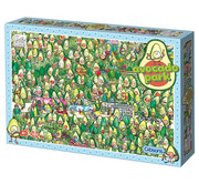 Gibsons Gibsons Avocado Puzzle 250pcs