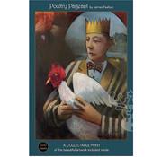 Art & Fable Puzzle Company Art & Fable Poultry Pageant Puzzle 500pcs