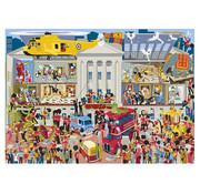Gibsons Gibsons Lifting the Lid - Buckingham Palace Puzzle 1000pcs