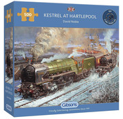 Gibsons Gibsons Kestrel at Hartlepool Puzzle 500pcs