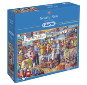 Gibsons Gibsons Nearly New Puzzle 1000pcs