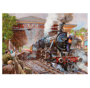 Gibsons Gibsons Pickering Station Puzzle 500pcs