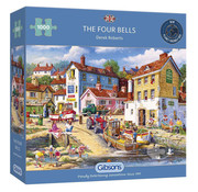 Gibsons Gibsons The Four Bells Puzzle 1000pcs