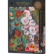 Art & Fable Puzzle Company Art & Fable Her Universe Puzzle 750pcs