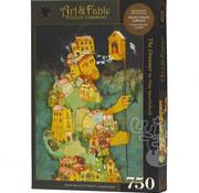 Art & Fable Puzzle Company Art & Fable The Dreamer Puzzle 750pcs