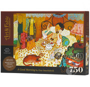 Art & Fable Puzzle Company Art & Fable A Good Morning Puzzle 750pcs