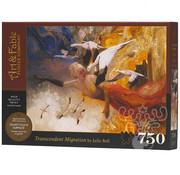 Art & Fable Puzzle Company Art & Fable Transcendent Migration Puzzle 750pcs