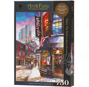 Art & Fable Puzzle Company Art & Fable That's The Point Puzzle 750pcs