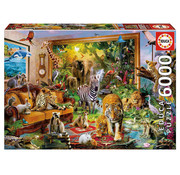 Educa Borras Educa Entering the Bedroom Puzzle 6000pcs