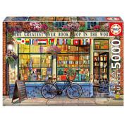 Educa Borras Educa Greatest Bookshop in the World Puzzle 5000pcs
