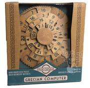 True Genius Grecian Computer Brain Teaser