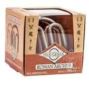 True Genius Roman Arches Brain Teaser