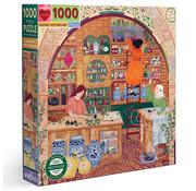 eeBoo eeBoo Ancient Apothecary Puzzle 1000pcs