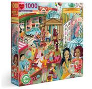 eeBoo eeBoo Berlin Life Puzzle 1000pcs