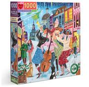 eeBoo eeBoo Music in Montreal Puzzle 1000pcs