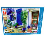 Playful Pastimes Playful Pastimes Greek Alley Puzzle 1000pcs