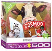 Eurographics Eurographics Cosmoo Large Pieces Family Puzzle 500pcs